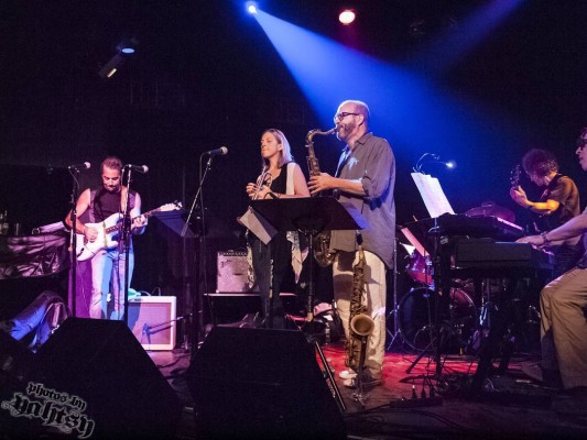 In July 2015 joecaro and themetband performed at drom inhellip