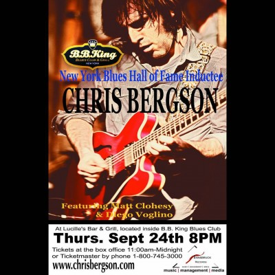 This Thursday catch our very own chrisbergson perform at BBhellip