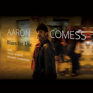 "Relix Magazine boasts Aaron Comess – ""Blues for Use"""