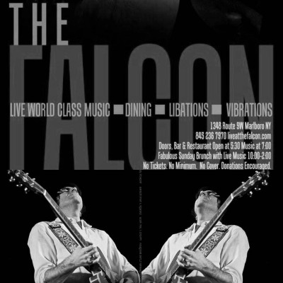 Making his return to The Falcon chrisbergson is performing livehellip