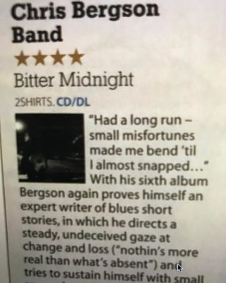 Thrilled to see Bitter Midnight reviewed in the December issuehellip