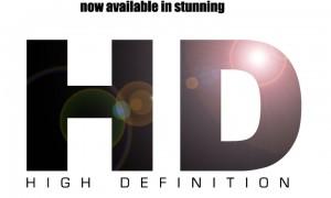 HD-High Definition Logo