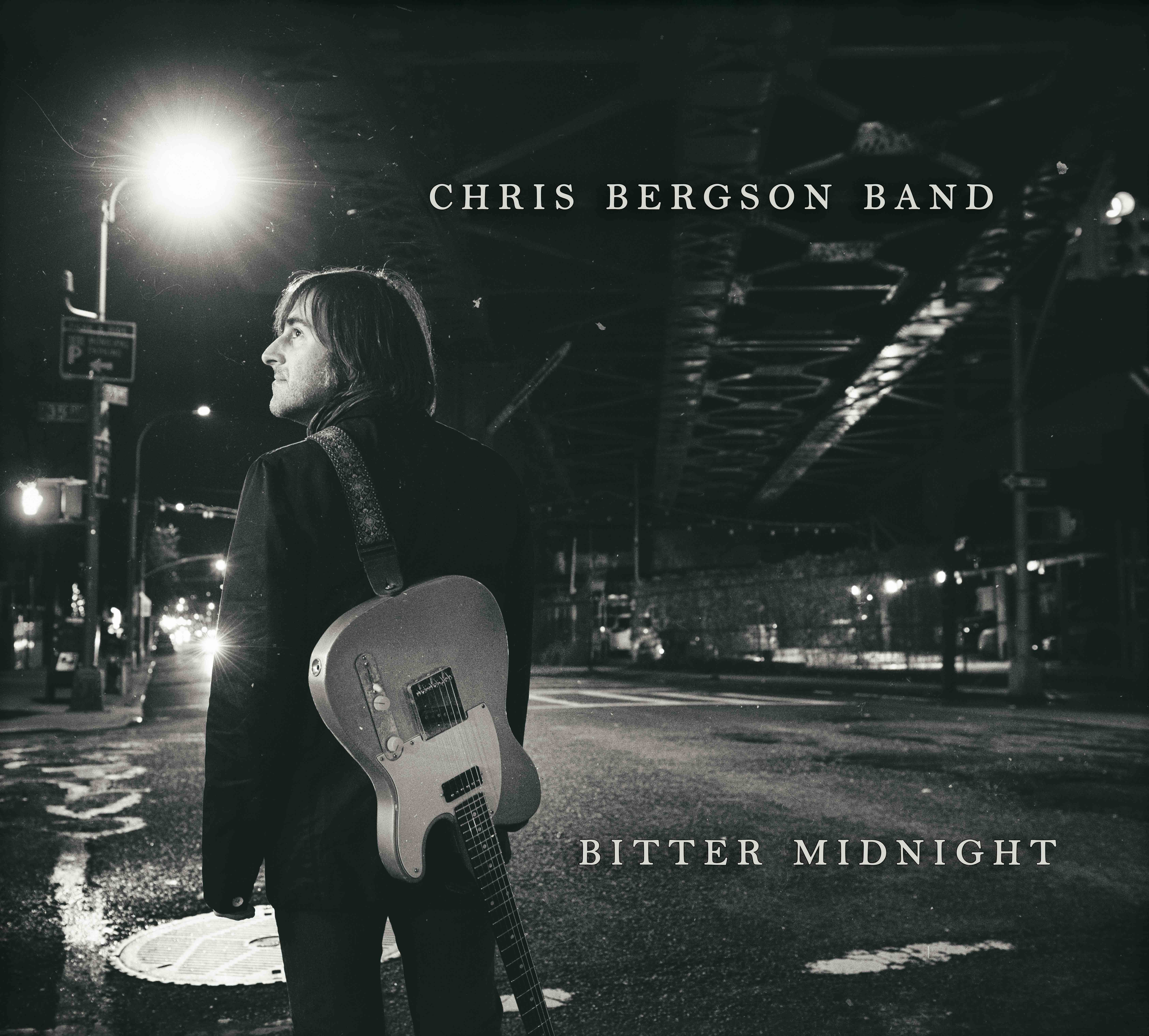 Chris Bergson Band – Bitter Midnight