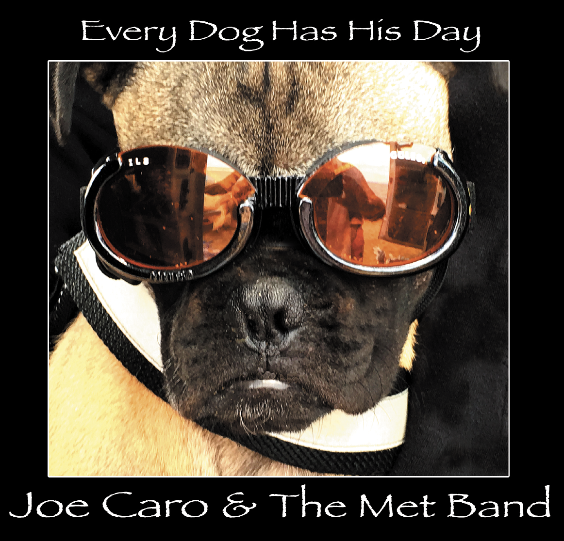"Guitarist Joe Caro & The Met Band Release new album ""Every Dog Has His Day"""