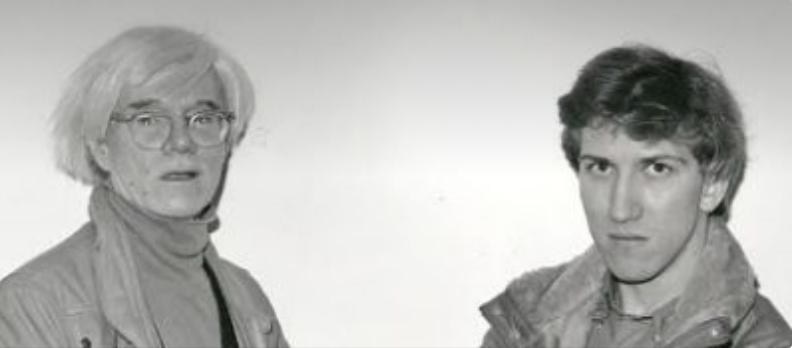 Mark Kostabi:  Reflecting the World Through His Art